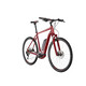 Cube Cross Hybrid Pro 500 E-hybride fiets, rood